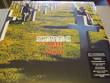 SCORPIONS - Taken By Force - 180g LP Vinyl // Neu & OVP // incl.CD // 50TH ANN.