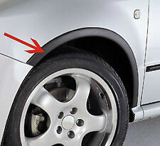 ROVER 25 75 200 214 400 .. Wing wheel arch trim set of 2pcs. Front or Rear BLACK