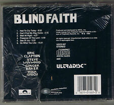 Blind Faith MFSL ORO CD NUOVO OVP SEALED udcd 507 u I
