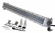 """3D White 180w 30"""" Light bar LED spot flood combo off road 4x4 roof ranger utv sx"""