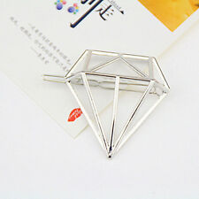 Women Cute Metal Animal Flower Geometry Hairpin Hair Clip Hair Accessories 1Pc