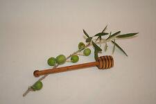 Cuillère à miel en bois d'olivier (ref : 6104)