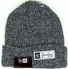 New Era NY Yankees Twisted Yarn Classic Knit Beanie