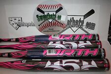 Worth Jeff Hall Mayhem Softball Bat 34 28.5 NIW ASA Slowpitch SASBJHA Reload 454