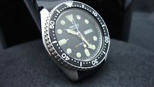 Vintage Seiko divers watch 7548 7000 BLACK DIAL BLACK BEZEL APRIL 1979 J96.