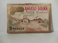 Angelo Duina fu Giovanni, Brescia, fabbrica, armi, caccia, fonderia di ghisa