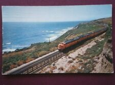 POSTCARD SOUTHERN PACIFIC 'COAST DELIGHT' EN ROUTE TO LOS ANGELES