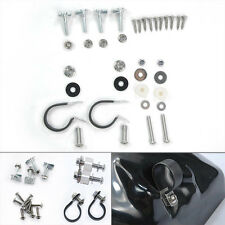 Hardware Screw Clamps Set Nuts Lower Vented Fairings Mounting Fit Harley Touring