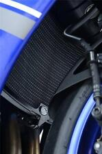 R&G BLACK RADIATOR GUARD for YAMAHA YZF-R1, 2009 to 2014