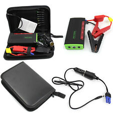12V 68800mAh Portable Car Jump Starter Pack Booster Charger Battery&Power Bank