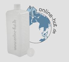 50 x 1000ml Kunststoff Flasche leer, mit Spritzeinsatz, für Selbstabfüller
