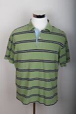 Wrangler Jeans Co Casual Short Sleeve Polo Dress Shirt Men's Size L