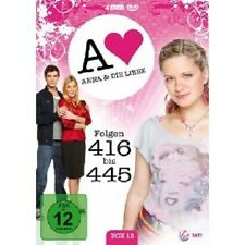 """ANNA & DIE LIEBE """"BOX 15 FOLGEN 416-445"""" 4 DVD SET NEU"""