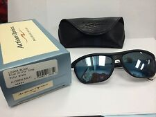 "ACTION OPTICS "" POLAR GLASS "" LOCHSA/BLACK BLUE MIRROR GREY"