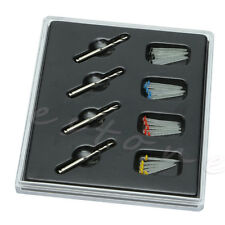 1 Box Dental 4 Drills Fiber Set 20 Pcs Fiber Post & Thread Dentist Product Kit