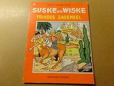 STRIP / SUSKE EN WISKE 129: PRINSES ZAGEMEEL | Herdruk 1978