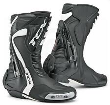 TCX Mens Competizione S Motorcycle Race Boots Black EU 43/US 9