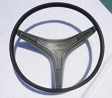 1971 -1974 Dodge Charger GTX Green Steering Wheel OEM