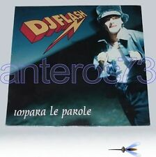 DJ FLASH RARO LP HIP HOP 1994 - ELIO E LE STORIE TESE