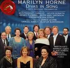 Marilyn Horne - Divas in Songs A 60th Birthday Celebration) with Caball, Donath