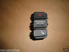 VW UP SWITCH WARNING FLASHER HEATED SEATS RIGHT 1S0927140G 1QB