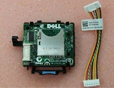 New Dell R710 R610 T710 SD Card Reader Module RN354 & Cable KY386 US-Seller