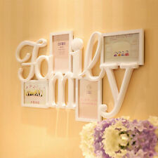 """I Love My Family"" Wall Hanging Photo Frame Picture Home Decor Wedding Gifts"