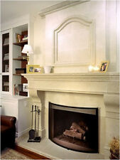 "72""Castello C Stone Fireplace Mantel Mantle *50%off Biggest Sale Ever*Save$2300"