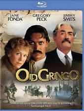 Old Gringo (Blu-ray Disc, 2015, WS) Jane Fonda, Gregory Peck, Jimmy Smits  NEW