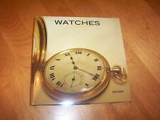 WATCHES Watch Makers Timepieces Famous Makers Collector Photography Book NEW