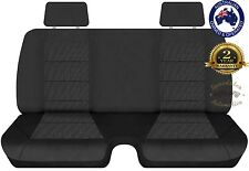 MAZDA BRAVO 2 DOOR UTE 1989-1996 ELITE JACAURD CHARCOAL SEATCOVER