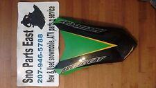 2003 Arctic Cat F/7 center hood vent Green n Black