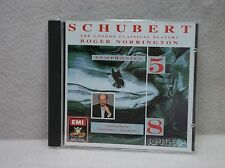 Schubert: Symphonies No.'s 5 & 8 Featuring The London Classical Players CD