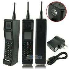 Brand New Classic Old Vintage Brick Cell Phone Retro Mobile Phone w/ Bluetooth