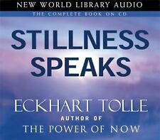 New, Stillness Speaks, , Book