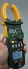 6 of MS2108A 4000 AC DC Current Clamp Meter backlight Frq Cap CATIII vs FLUKE