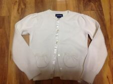 Ralph Lauren Girls White Cardigan Age 6 years