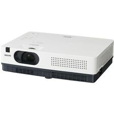 CHEAP SANYO HOME CINEMA PROJECTOR 2200 LUMENS NEW LAMP 6000 HOURS