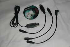 USB Kabel Interface FMS Simulator Spektrum DX4e, DX5e, DX6, DX6i, DX7, DX8