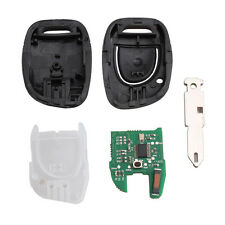 1 Button 433 MHz PCF7946 Chip Car Remote Keyless Entry Key Fob For Renault TF