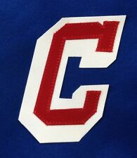 """NEW YORK RANGERS CAPTAINS """"C"""" SEWN PATCH FOR HOME BLUE JERSEY McDONAGH"""