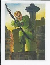 1994 Skybox masterseries  Insert   foil  GREEN ARROW # F3