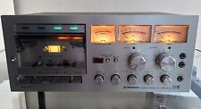 PIONEER CT-F700 SILVER FACE STEREO CASSETTE TAPE DECK - 100% SERVICED / TESTED!