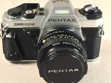 Pentax Super Program Camera with Pentax-A 50mm F1.7 Lens - Excellent!