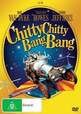Chitty Chitty Bang Bang, Special Ed DVD,NEW & SEALED, Region 4, Fast Post...3646