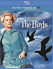 The Birds Bluray disc/case/cover only- no digital copy classic Alfred Hitchcock