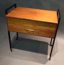 Nähkasten/nähtisch 60er anni, Danish design, Midcentury-style