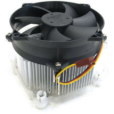 GlacialTech Igloo 5061 Light CPU Cooler Fan 1B1S Bearing For Intel Socket LGA775