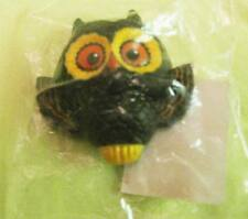 Vintage Halloween Hallmark Owl Pin-- Brand New in Package-- Never Opened