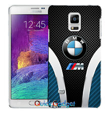 COVER PER SAMSUNG GALAXY NOTE 4 SM-N910F STAMPA PIENA TIPO BMW SERIE M